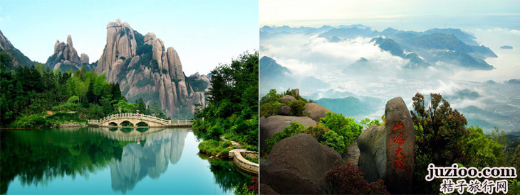 福州→太姥山: 世界地质公园,国家级风景名胜区,国家aaaa级景区,国家
