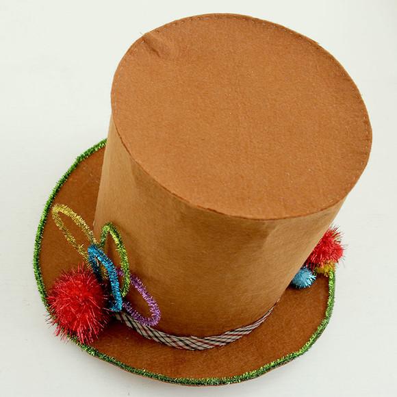魔法师礼帽 儿童手工