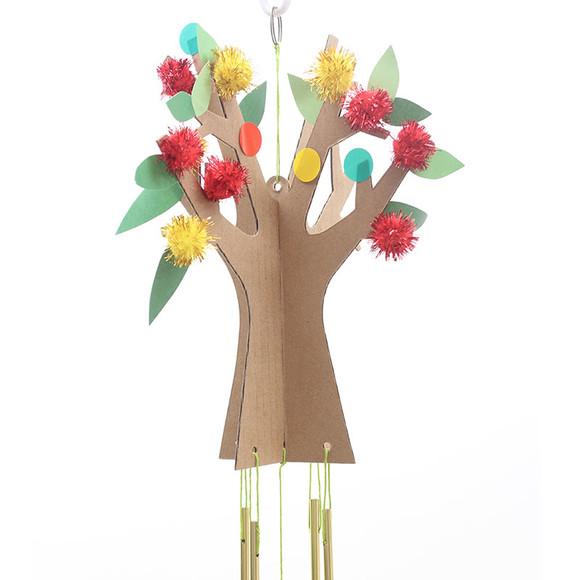 百变魔法风铃树 儿童手工材料包