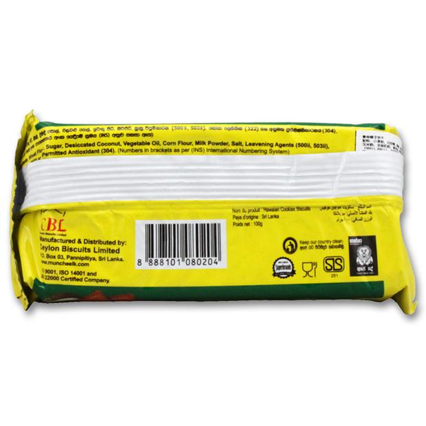 斯里兰卡v食品食品Munchee曼奇椰子月份100g大连饼干几海螺肥图片