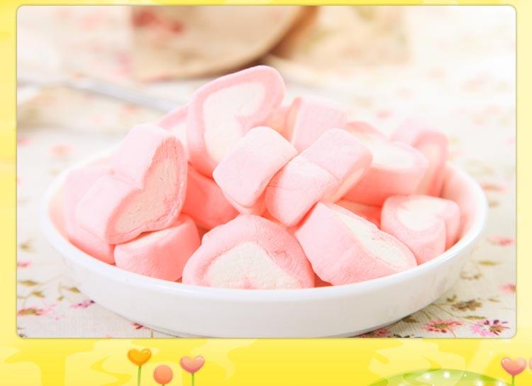 马来西亚v食品食品威达棉花糖草莓味100g/包海蜇皮金针菇凉拌图片