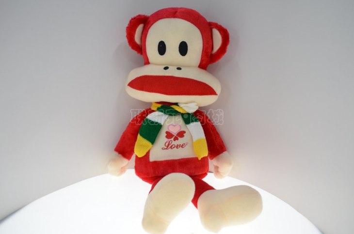 正版大嘴猴 长臂猴