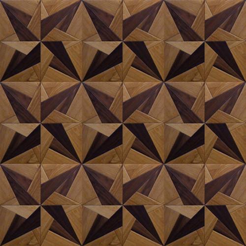 亚马逊地板 艺术手工拼花木地板
