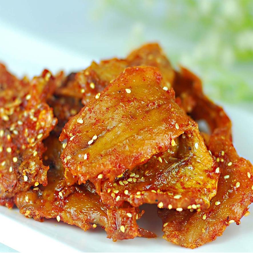 秦皇岛北戴河海味特产休闲零食 海琪花 即食红娘鱼干小包装 90g