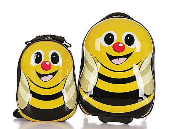 旅行箱包登机箱 可爱卡通动物儿童小孩拉杆箱宝贝拉箱