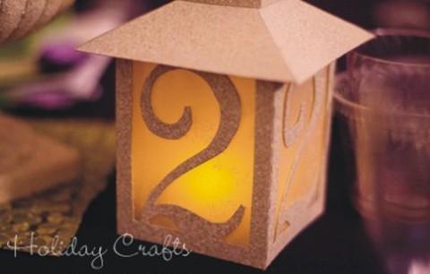 废物利用:手工灯笼灯罩图片