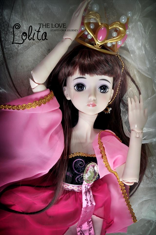 【叶罗丽】动漫系列-罗丽 - 叶罗丽娃娃官方微店