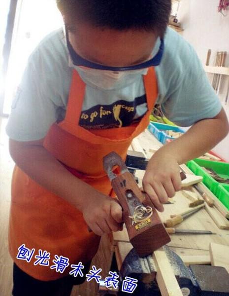 梧桐树儿童创意木工坊简介