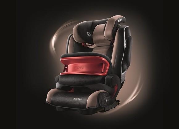 recaro(瑞凯威)超级莫扎特 儿童安全座椅