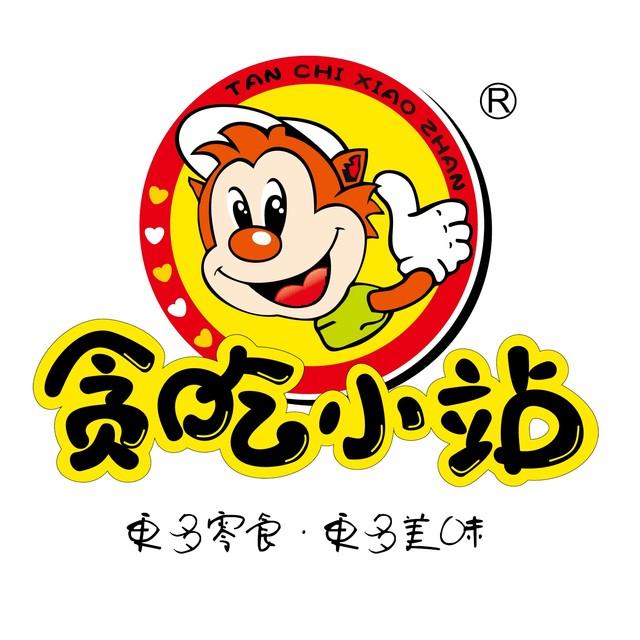 零食店可爱logo