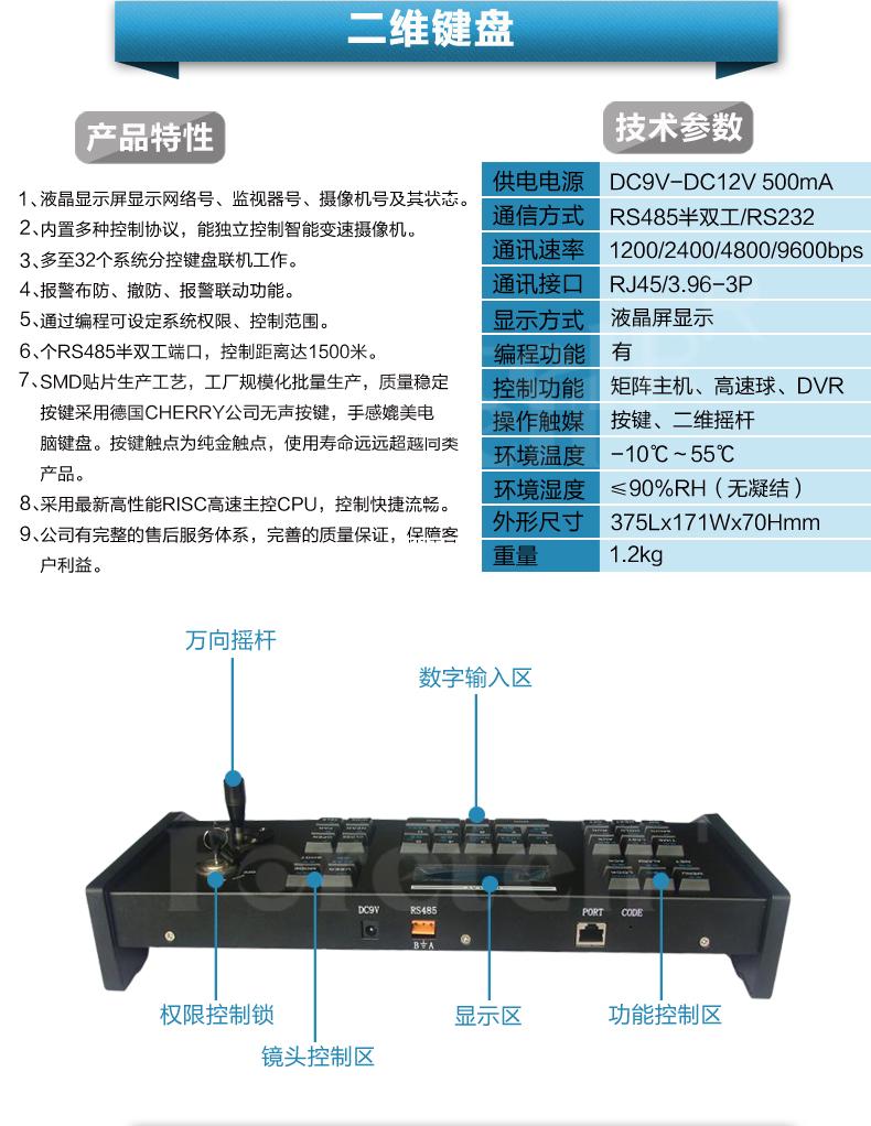 96进8出 av视频矩阵主机 中小型 网络高清切换服务器
