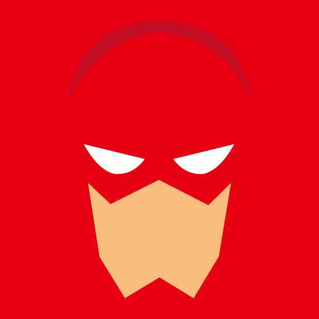 超人标志微信头像图片