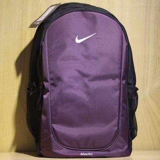 nike耐克 14男女新款运动双肩包中学生书包旅游休闲气垫背包图片