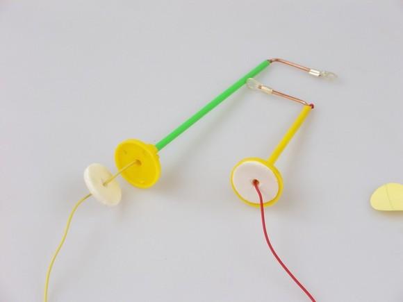 科技小制作益智科学小发明小实验材料地震报警器创意