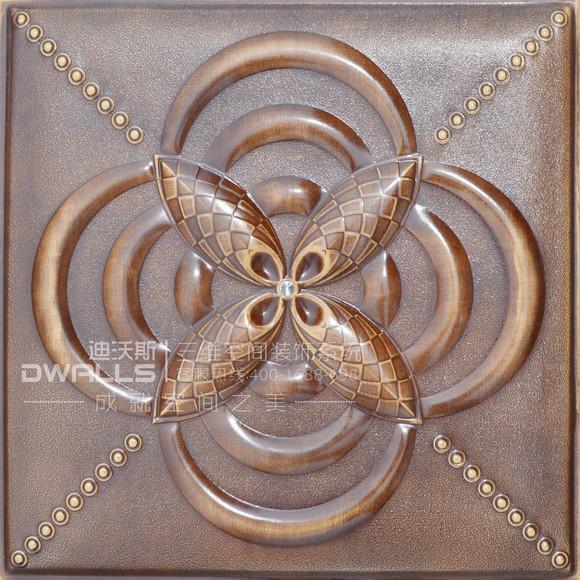 迪沃斯皮雕 电视机背景墙软包定做床头欧式立体硬包皮
