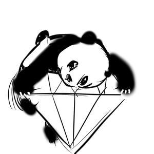 小熊猫硬金——普通款(285一克)