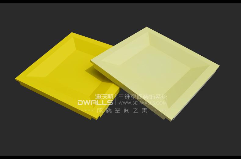 迪沃斯三维扣板 天花厨房集成吊顶abs塑料扣板模块牌