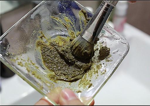 魔力萃草氧气面膜 去白头祛粉刺油脂粒 收缩毛