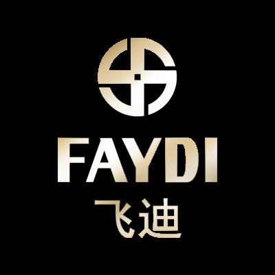 发廊名字发迪logo怎么设计
