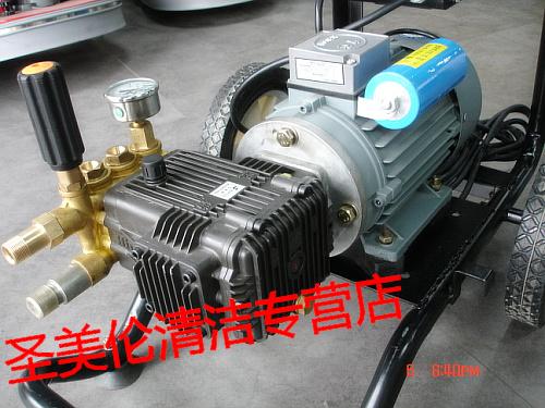 苏州黑猫洗车机自吸高压清洗机洗车器洗车泵便携水泵1217 4150