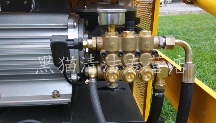 苏州黑猫热水洗车机bch 0917b 1217b黑猫冷热水高压清洗机冬天用