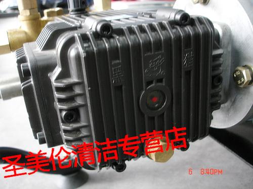 苏州黑猫洗车机自吸高压清洗机洗车器洗车泵便携水泵