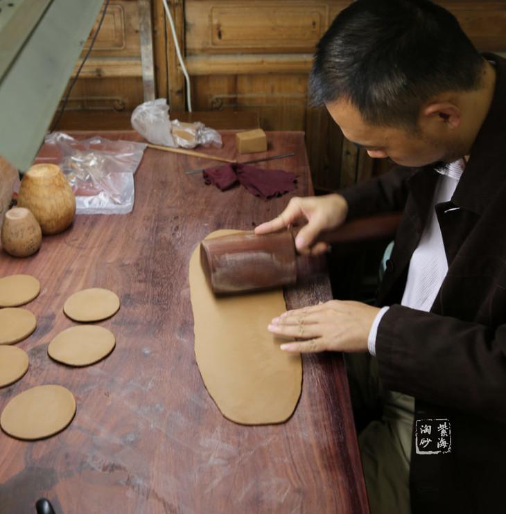 紫砂壶全手工制作过程(完整版)