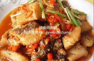 久圆豆花丨红烧鱼块丨木桶饭丨美味食品
