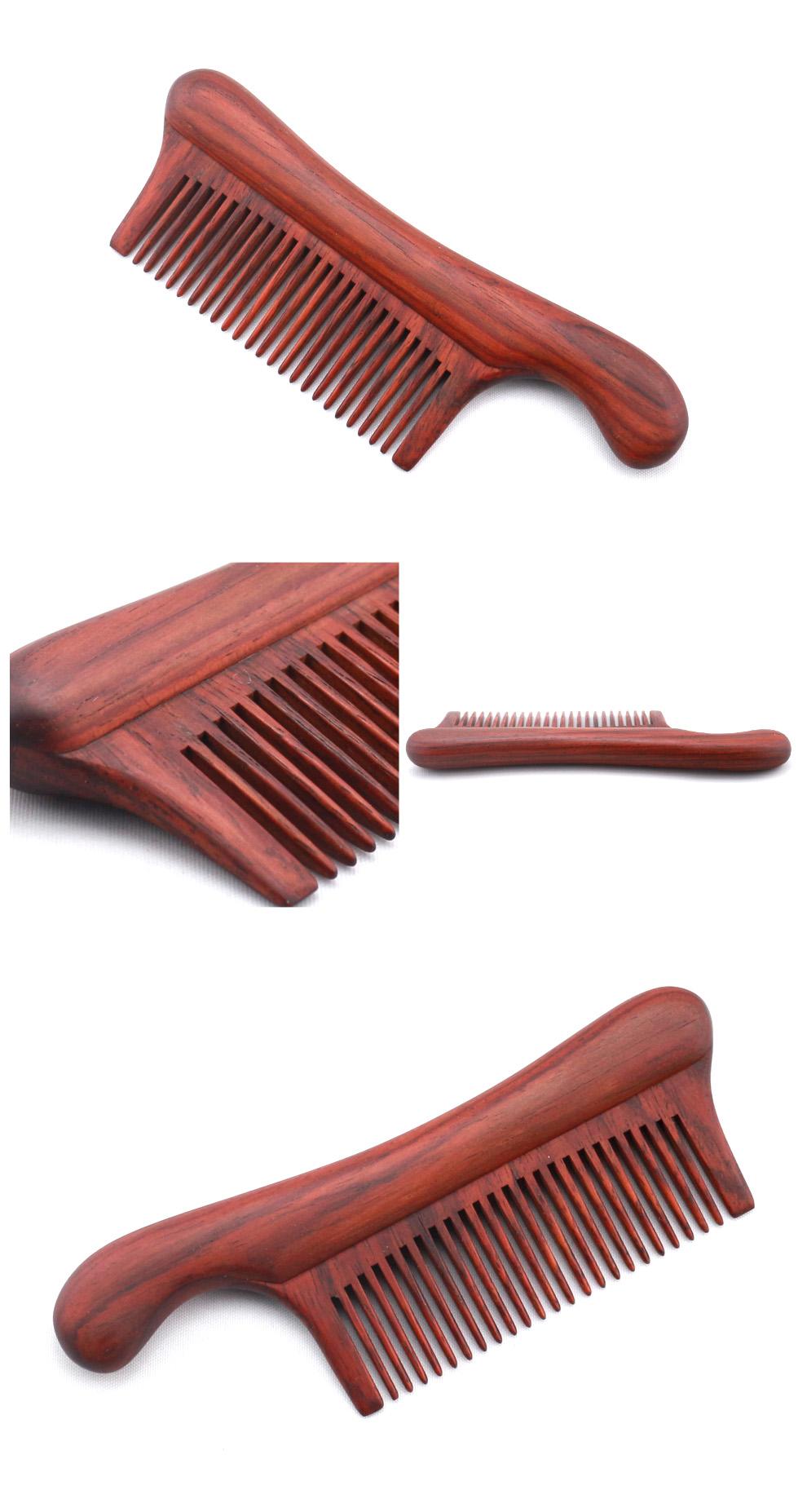 馨怡阁 木梳子 红木梳子 手工工艺 保健美发 造型工艺