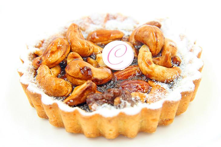 果塔蛋糕西式点心下午茶