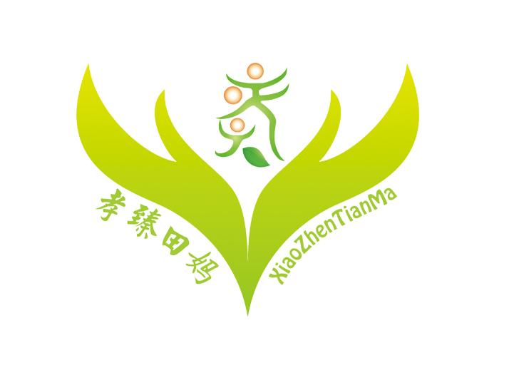 农产品logo设计手绘稿