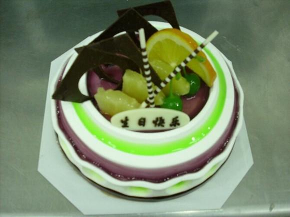 么么哒水果蛋糕