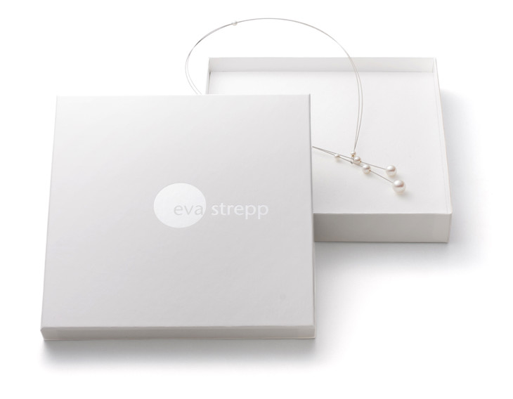 限量款预定:德国设计师eva strepp子母珍珠项链(建议身高:小号160-165