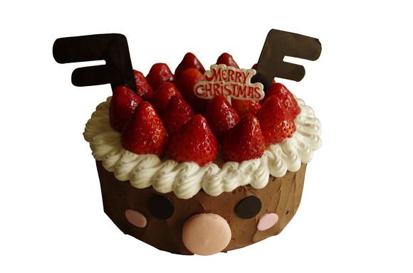 圣诞季小鹿蛋糕 - 莫里烘焙坊