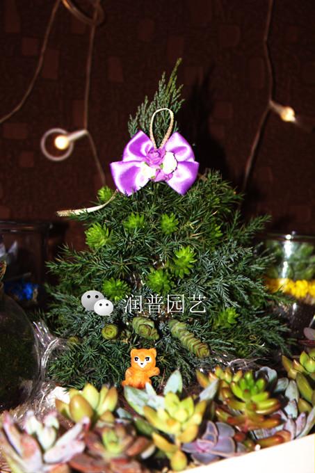 手工制作立体圣诞立体小树