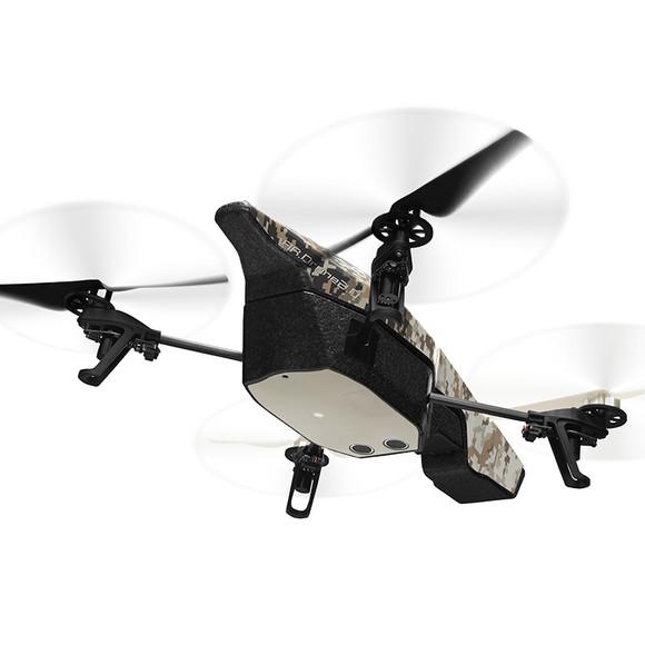 派诺特智能wifi航拍飞机—parrot