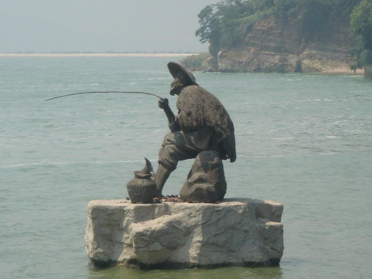 宝鸡钓鱼台风景区门票