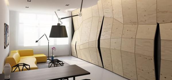 不规则公寓设计图展示