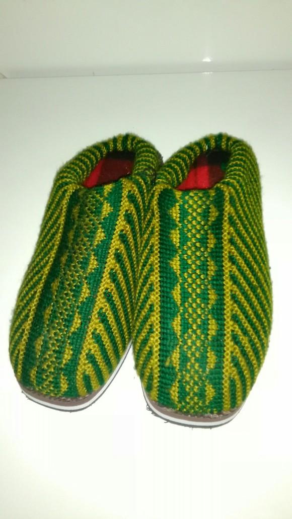 毛线棉拖鞋 - 陈氏商铺