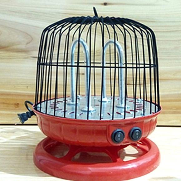 选择开启式调温鸟笼取暖器 【烤火,做作业,吃饭,打牌