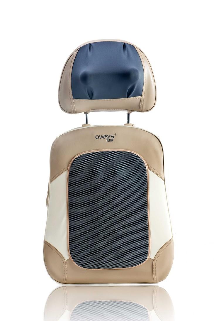 傲威603 全身组合按摩靠垫 劲椎按摩器 按摩靠垫 靠椅