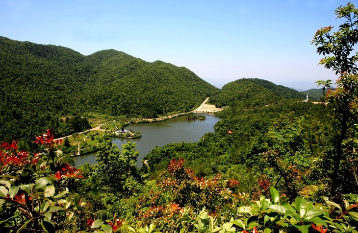 三百山风景名胜区