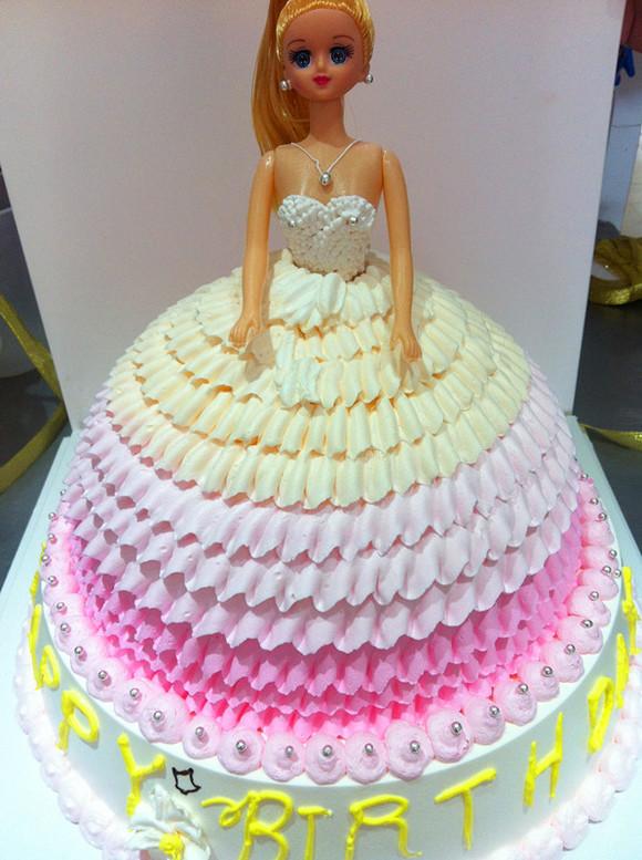 蛋糕均为手工制作请尽量提前一天下单