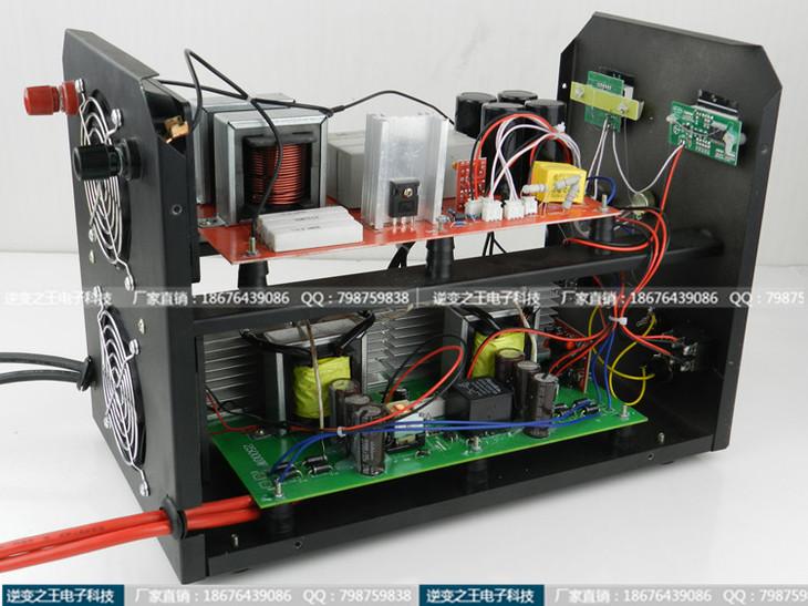 风帆708型大功率180000w电子逆变器套件12v电瓶升压