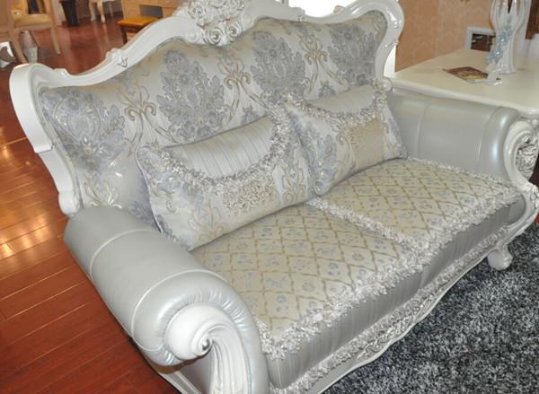 诺亚国际黄杨木欧式沙发