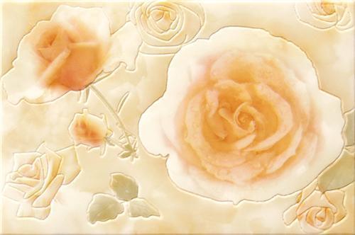 玫瑰花花片b : 300*450