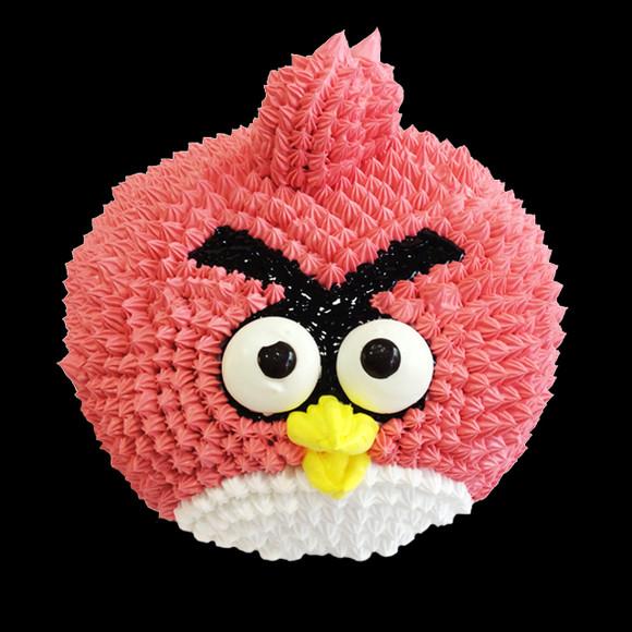 愤怒的大鸟 - 望家圆蛋糕坊