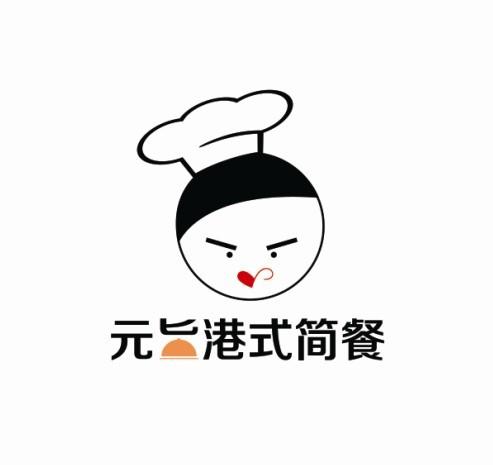 logo创意设计炒饭