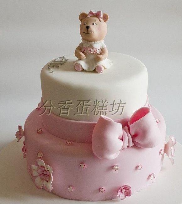 蛋糕盘中秋节手工制作图片