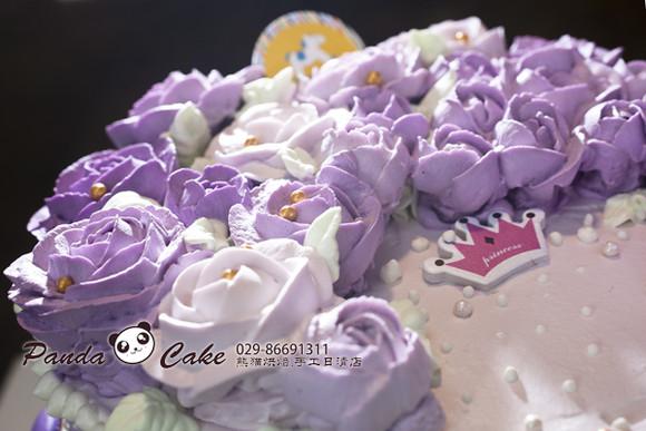微信头像紫色花朵图片